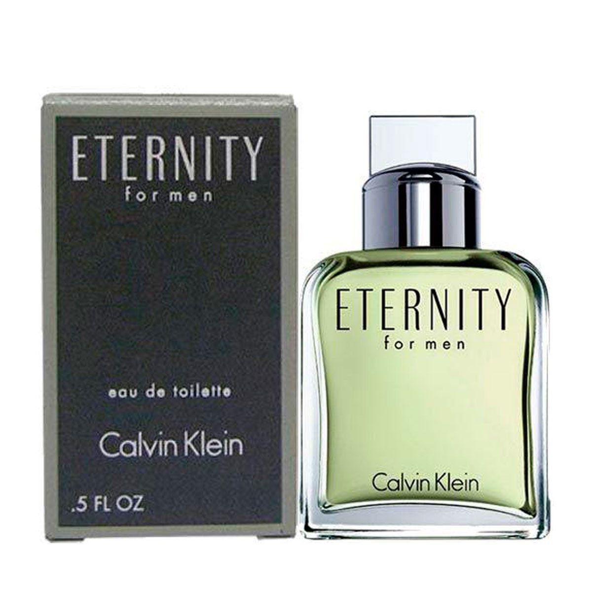bff8a7c32ea52 Perfume Calvin Klein Eternity For Men Masculino Edt 100ml - Boutique ...