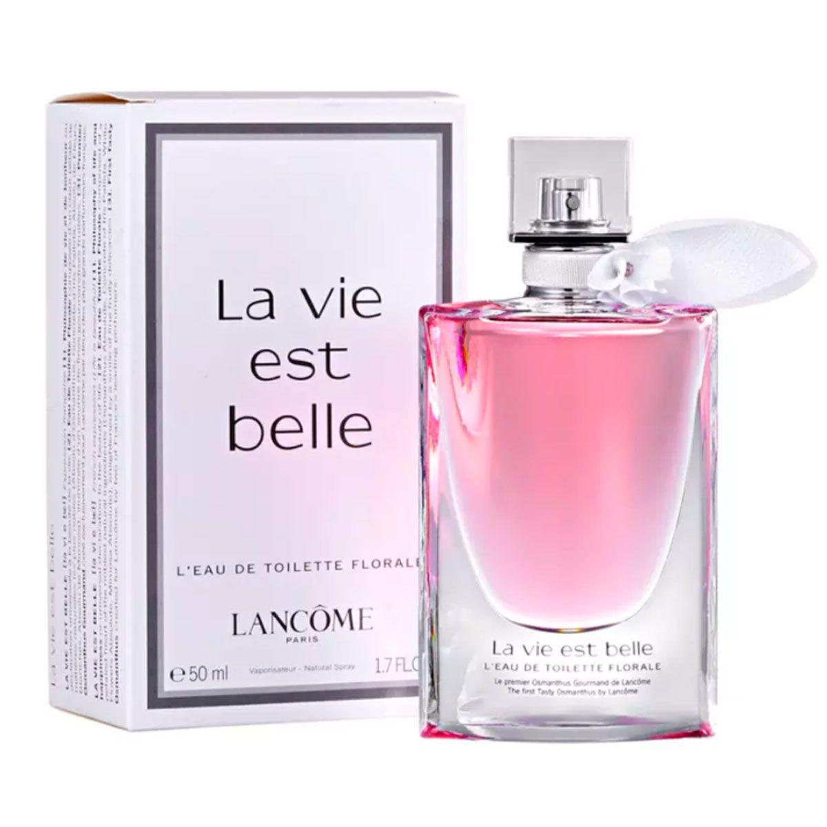 2221ba79ef Perfume Feminino Lancôme La Vie Est Belle Florale Eau De Toilette 50ml