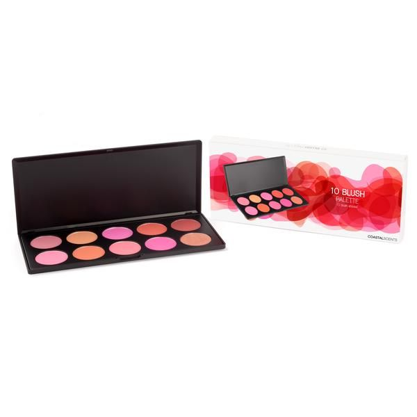 PL-012 - 10 Blush Palette | Coastal Scents