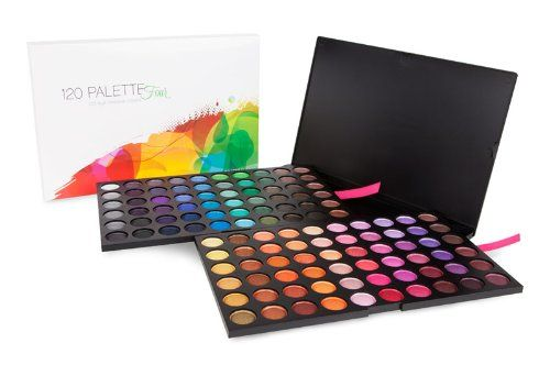 FOR PALETTE COM 120 SOMBRAS | COASTAL SCENTS