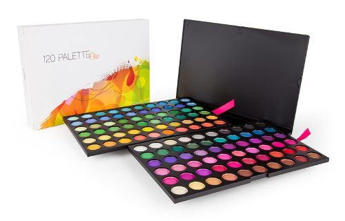 ONE PALETTE COM 120 SOMBRAS | COASTAL SCENTS