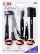 BEAUTIFUL BROW TOOL KIT | KISS