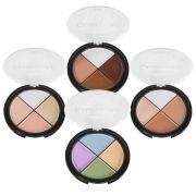 Camo Quad Conceler | Coastal Scents