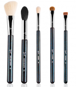 NIGHTLIFE BRUSH SET BY CAMILA COELHO | KIT COM 5 PINCÉIS - SIGMA BEAUTY