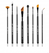 DETAIL BRUSH SET | KIT COM 8 PINCÉIS - SIGMA BEAUTY
