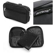 Multi Funcional para Maquiagens e Pinceis com Zipper | Hotrose