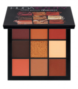 Obsessions Warm Brown Eyeshadow Palette | Huda Beauty