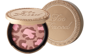 Blushing Bronzer Pink Leopardo | Too Faced