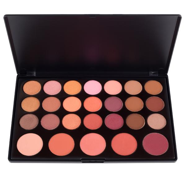 PL-004 - 26 SHADOW BLUSH PALETTE | COASTAL SCENTS