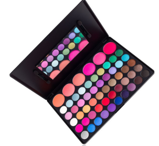 56 PALETTE EYE SHADOW BLUSH | COASTAL SCENTS