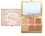NATURAL FACE HIGHLIGHT, BLUSH, AND BRONZING VEIL FACE PALETTE | TOO FACED