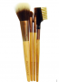 TOUCH UP SET COM 4 PINCEIS | ECOTOOLS  Touch-Up-Set com 4