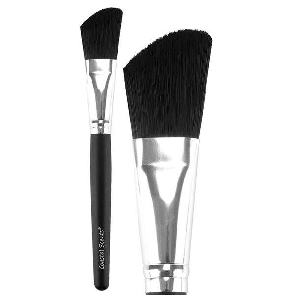 Coastal Scents | S47 Classic Angled Foundation Brush Synthetic