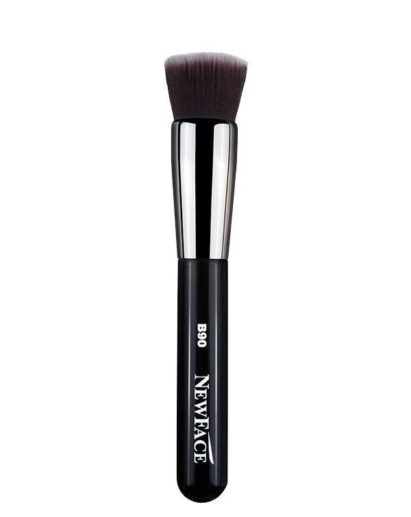 NewFace Brushes ® | B90 Flat Kabuki