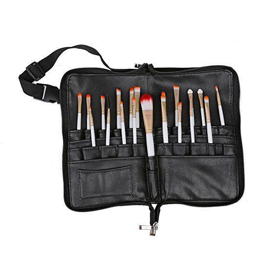 Hotrose | Bag Profissional para pinceis com zipper