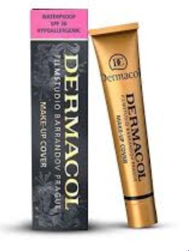 Dermacol Make Up Cover | Base de extrema Cobertura