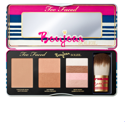 Too Faced | Bonjour Soleil Blush Bronzer