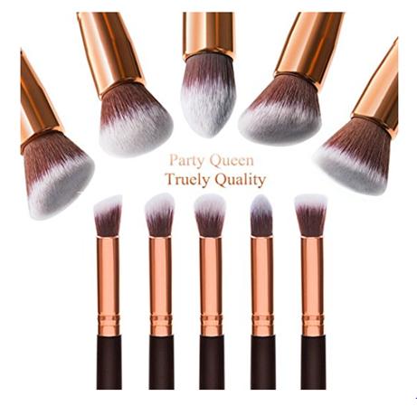Brush Set Classic Kabukis | Parrty Queen