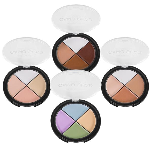 Coastal Scents | Camo Quad Conceler