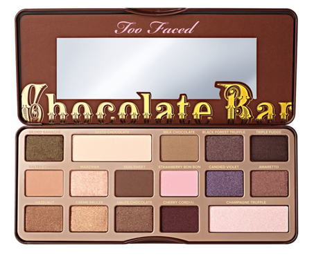 Chocolate Bar Eyshadow Collection | Too Faced