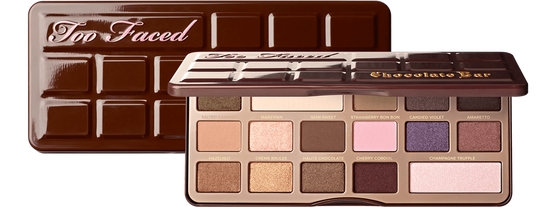 Too Faced | Chocolate Bar Eyshadow Collection