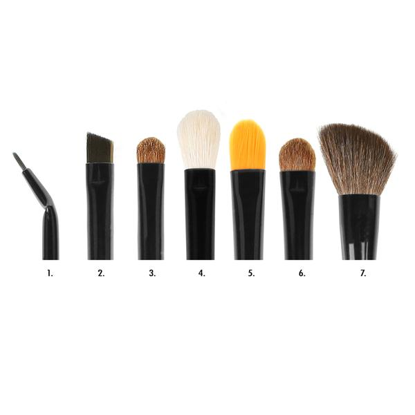CITISCAPE BRUSH SET COM 7 PINCÉIS | COASTAL SCENTS