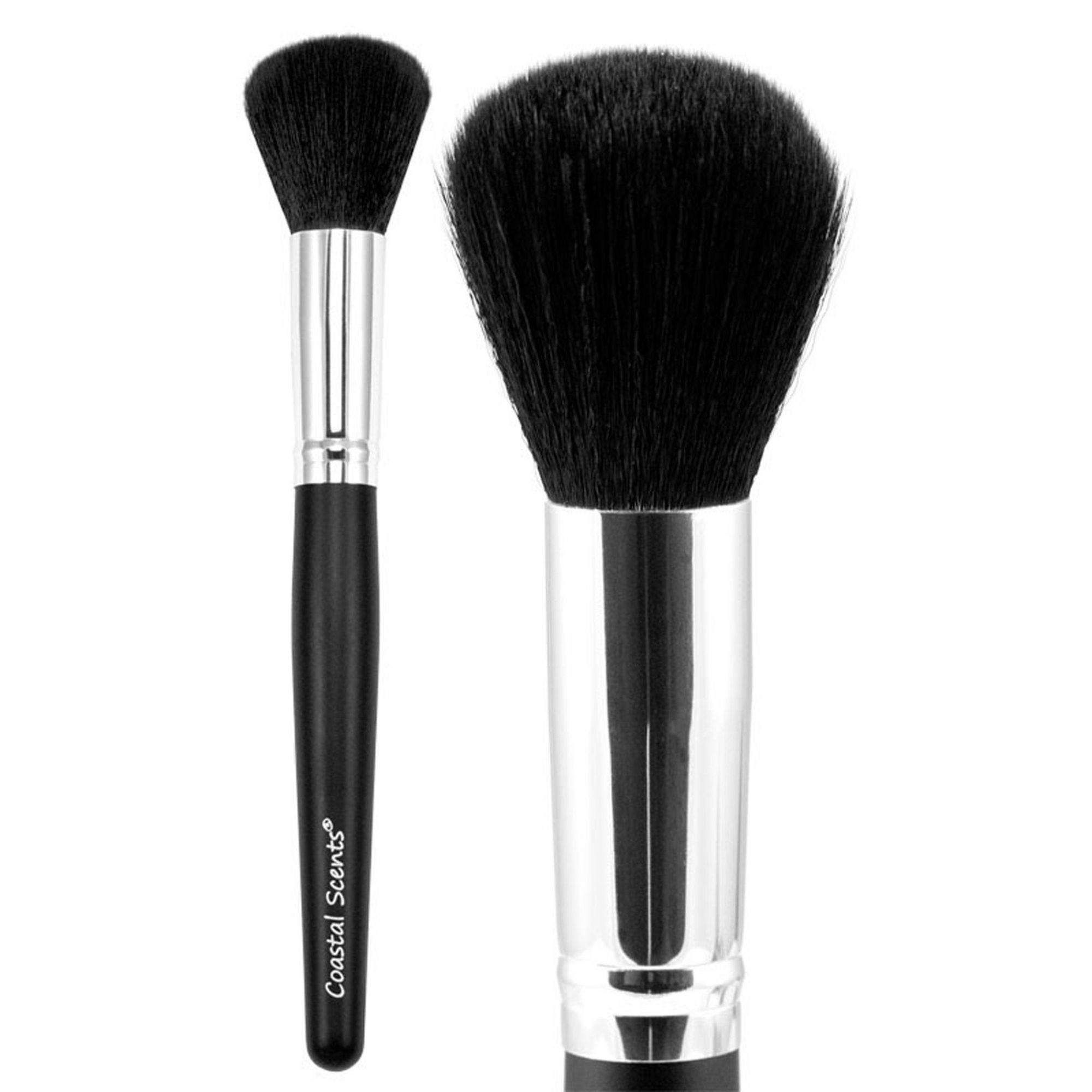 S-S27 POWDER BRUSH LARGE SYNTHETIC | COASTAL SCENTS