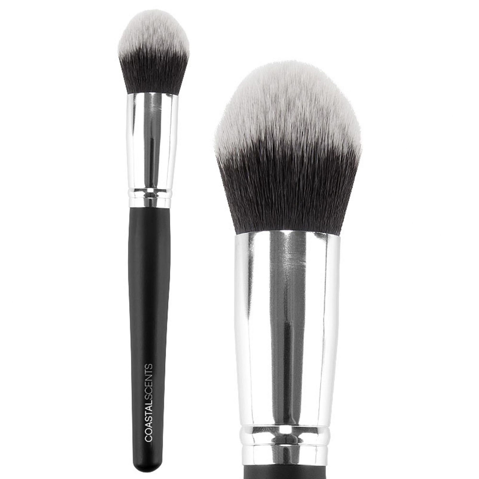 Coastal Scents  | S48 Classic Medium Tapered Powder Brush Synthetic