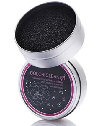 COLOR CLEANER MAKEUP BRUSHES