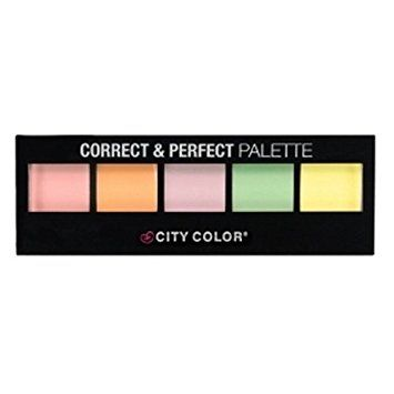 City Color | Correct  & Perfect Palette