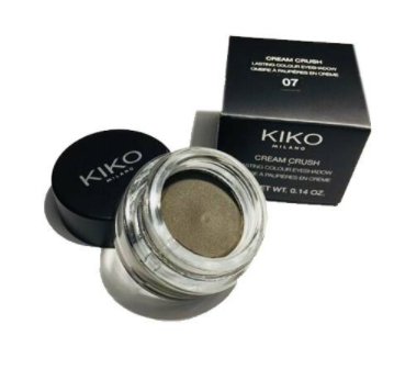 Cream Crush Lasting Colour Eyeshadow | Kiko Milano