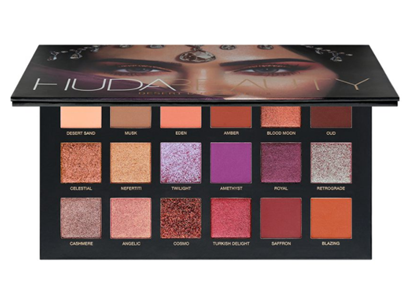 Huda Beauty | Desert Duak Eyeshadow Palette