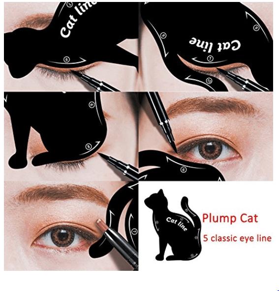 Cat Line design único com multi funções  para o contorno dos Olhos