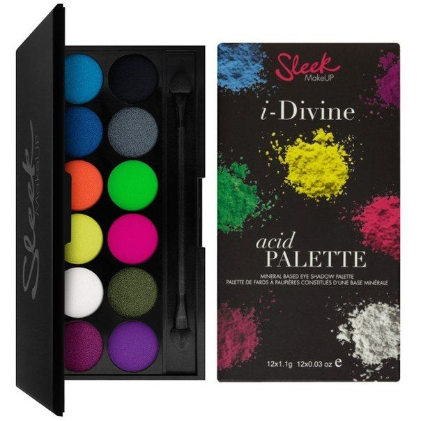 DIVINE ACID PALETTE | SLEEK