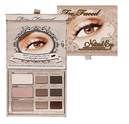 Too Faced | Eyeshadow Natural