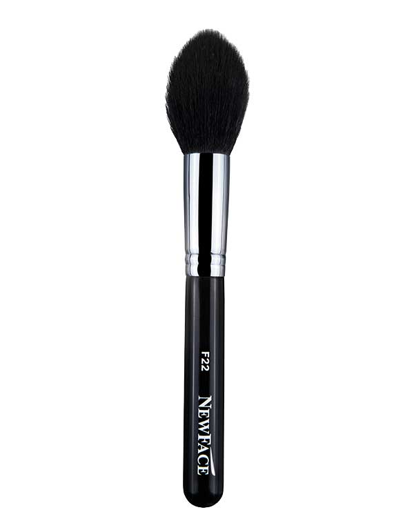 NewFace Brushes® | F22 Tapered Face