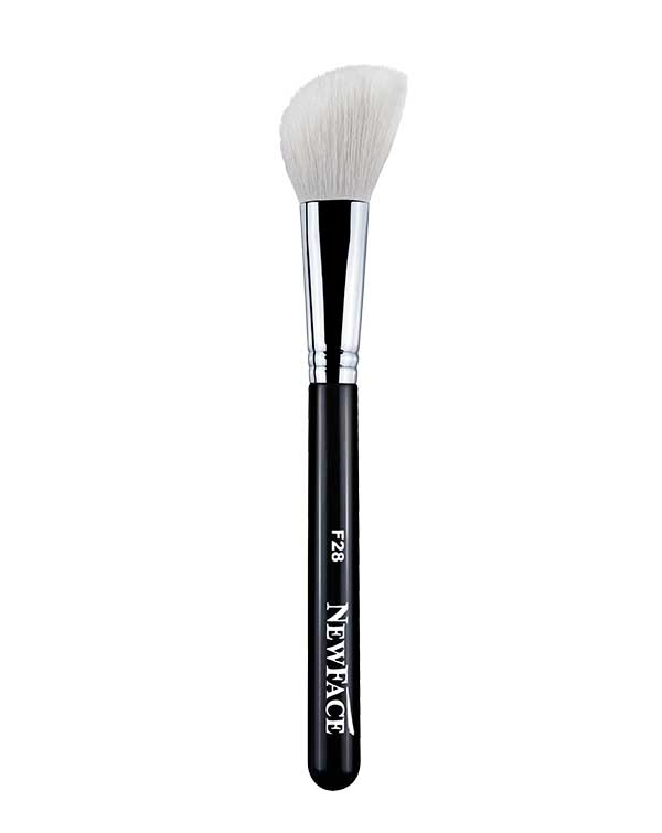 NewFace Brushes® | F28 Large Angled Contour Brush