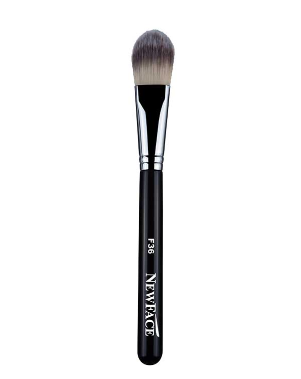 NewFace Brushes® | F36 Fluid Foundation Brush
