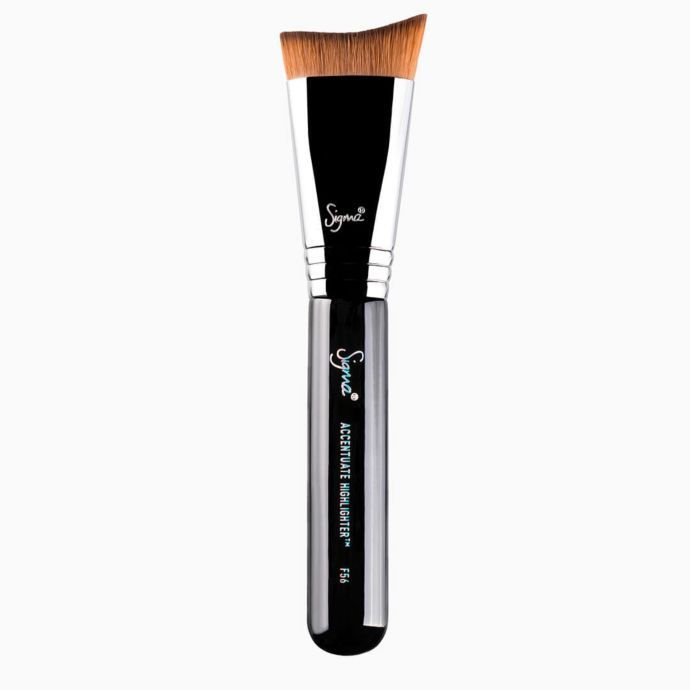 F56 ACCENTUATE HIGHLIGHTER BRUSH | SIGMA BEAUTY