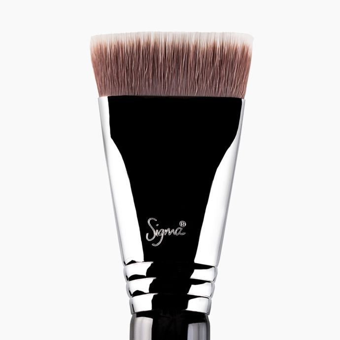 Sigma Beauty | F77 Chisel and Trim Contour Brush