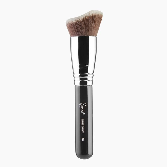 F83 CURVED KABUKI BRUSH | SIGMA BEAUTY