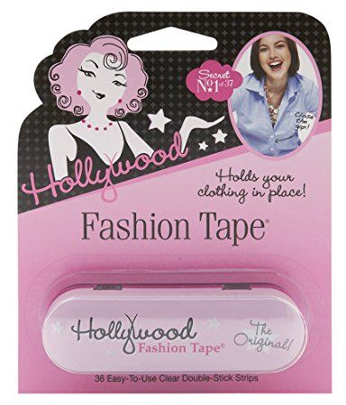 Fashion Tape Hollywood | Fita Dupla Face para Roupa