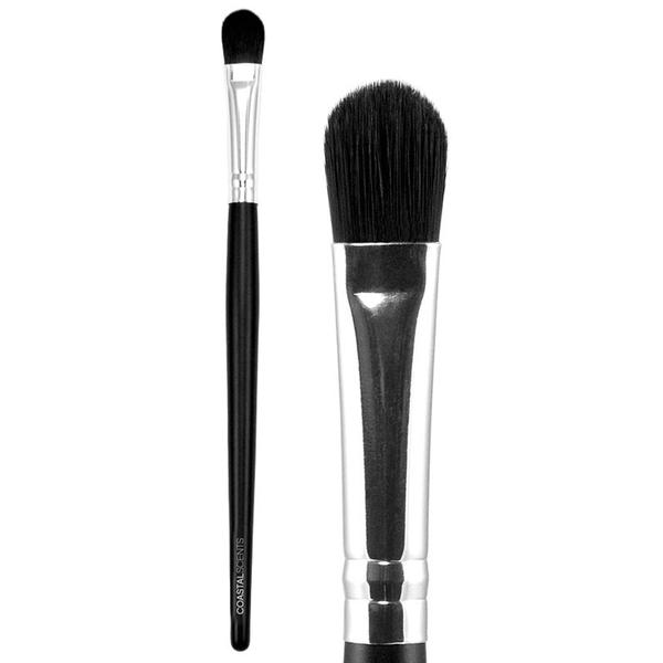 Coastal Scents | S21 Classic Foundation Concealer Brush Medium Synthetic