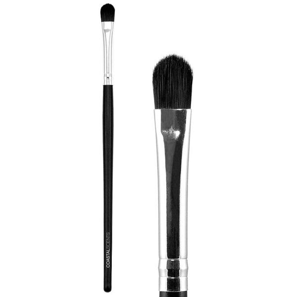 Coastal Scents | S20 Classic Foundation Concealer Brush Small Synthetic