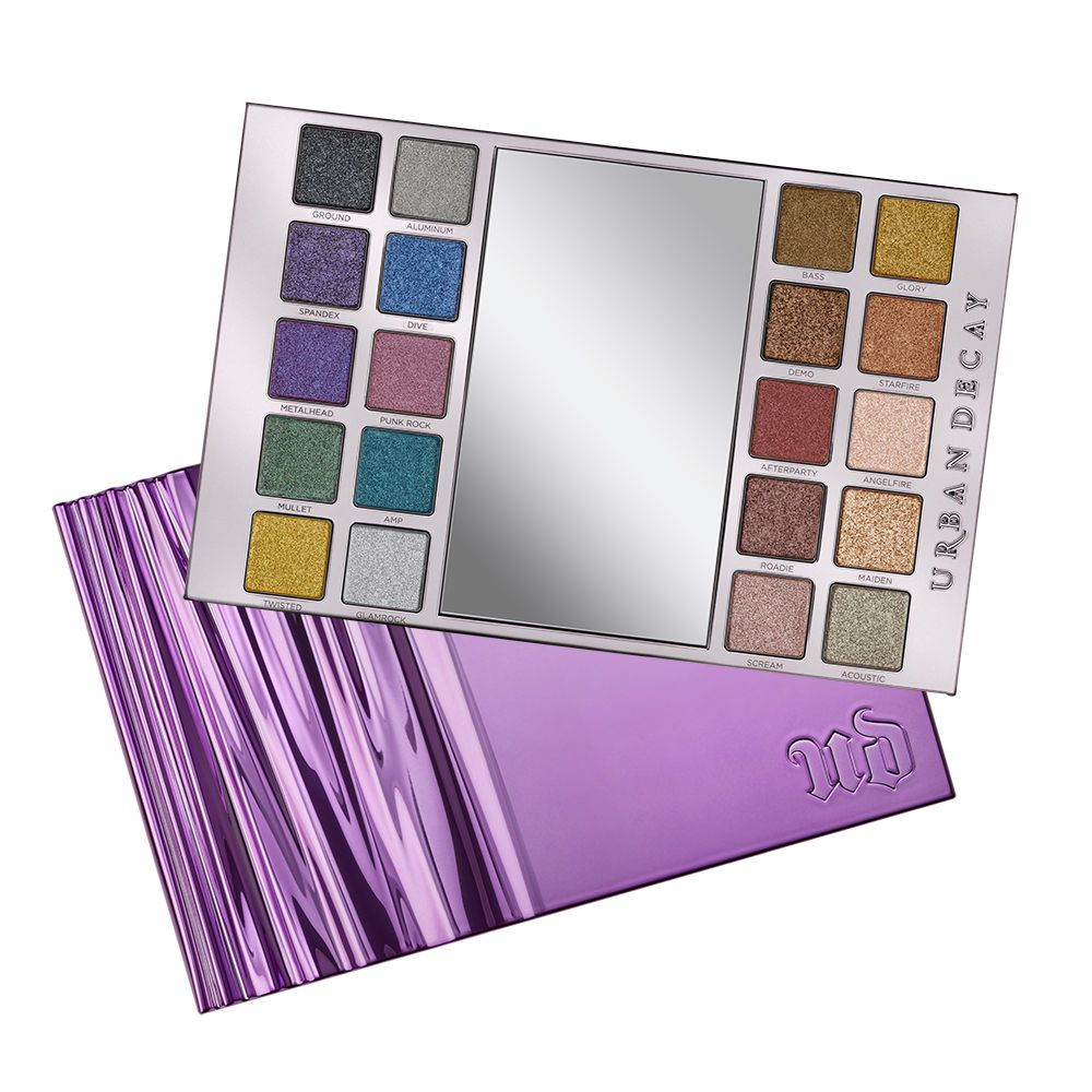 Urban Decay | Heavy Matals Metallic Eyeshadow Palette