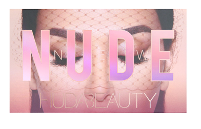 HUDA BEAUTY | THE NEW NUDE PALETTE