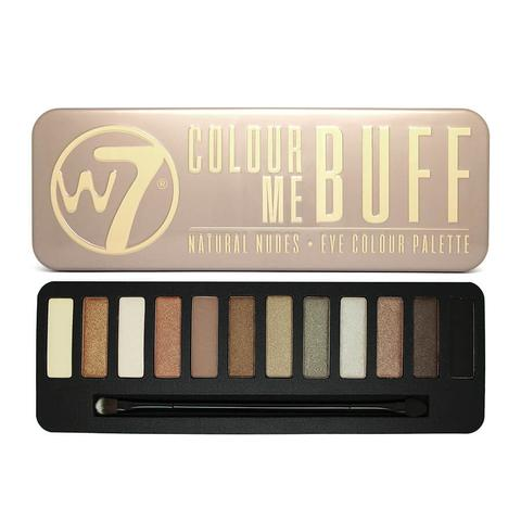W7 Cosmetics | In The Buff - Natural Nudes