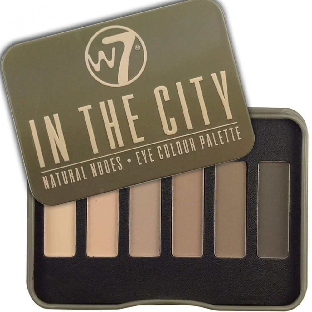 W7 Csmetisc | In The City Natural Nude
