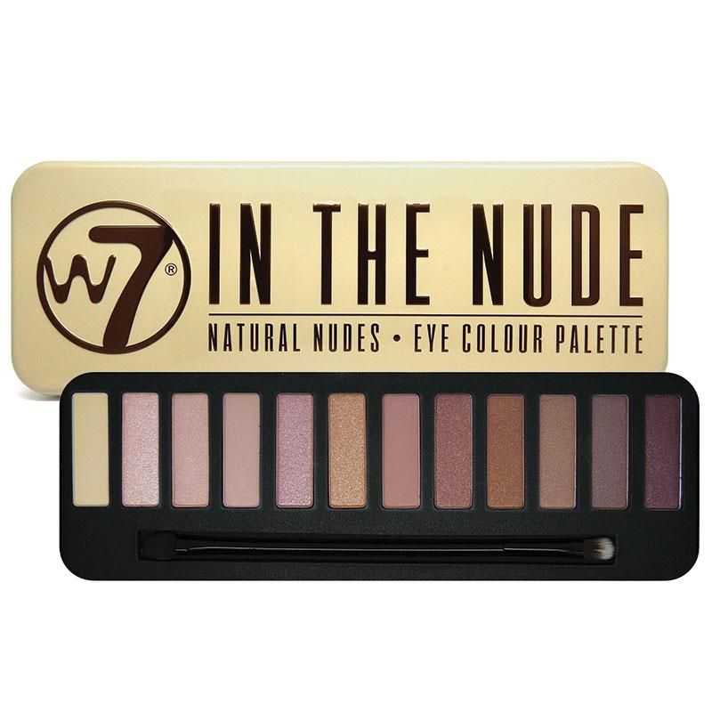 W7 Csmetisc | In The Nude - Natural