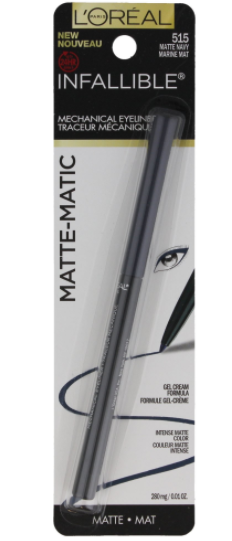 INFALLIBLE MATTE-MATIC EYELINER |  L'OREAL